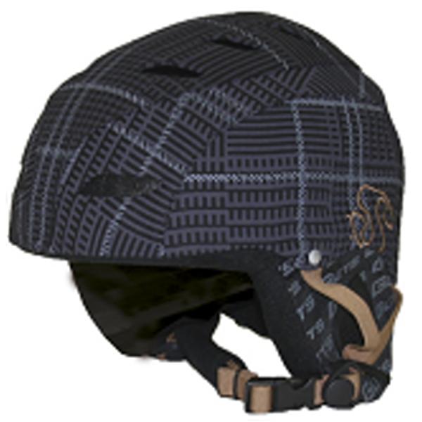 Lyžiarska prilba SPARTAN Snow helm S - hnedá e22fa089d4a