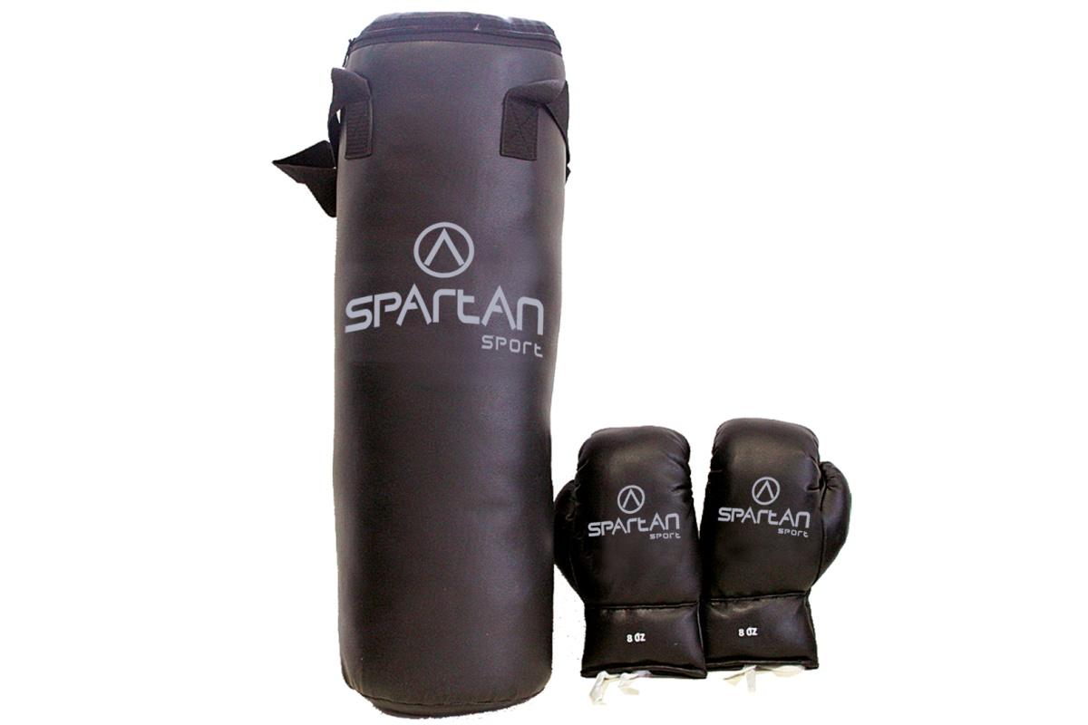 Boxovací set rukavice + vrece 5 kg