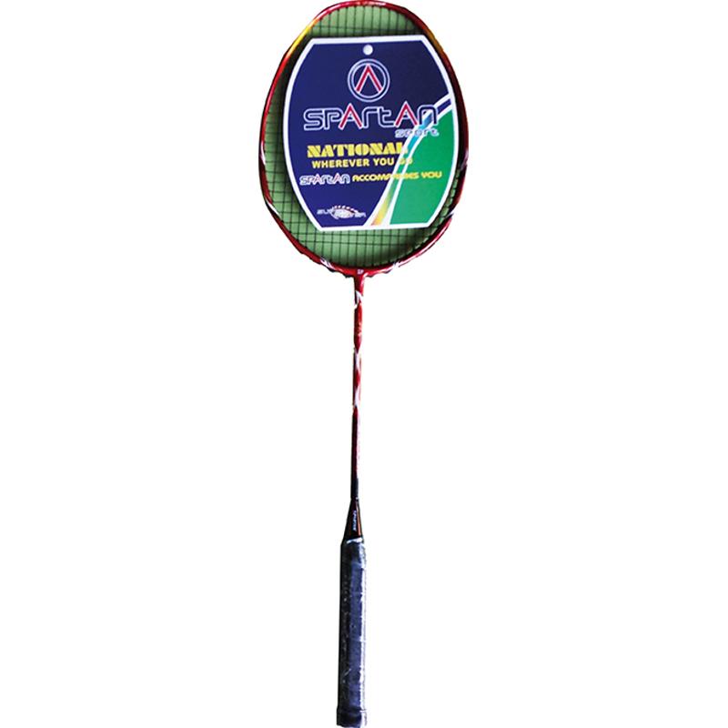Badminton raketa SPARTAN Titanuim N300