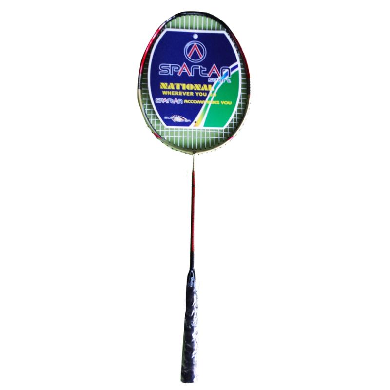 Badminton raketa SPARTAN Titanuim Pro