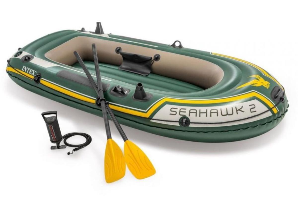 Nafukovací čln INTEX Seahawk 2 Set