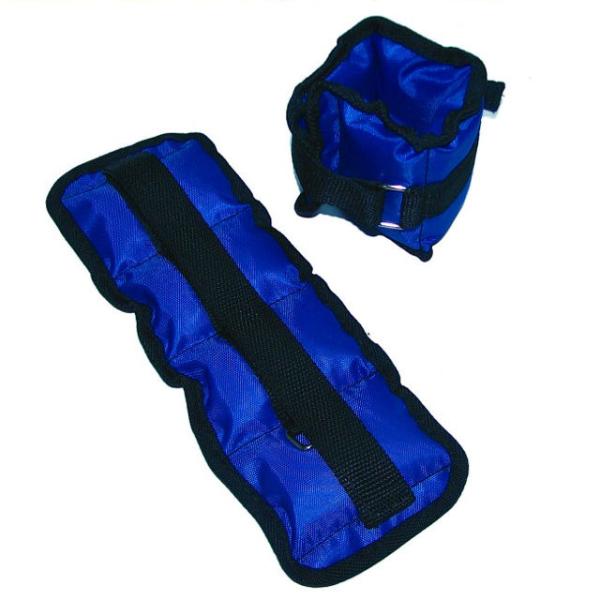 SEDCO Záťaž na zápästie Nylon 2 x 0,5 kg
