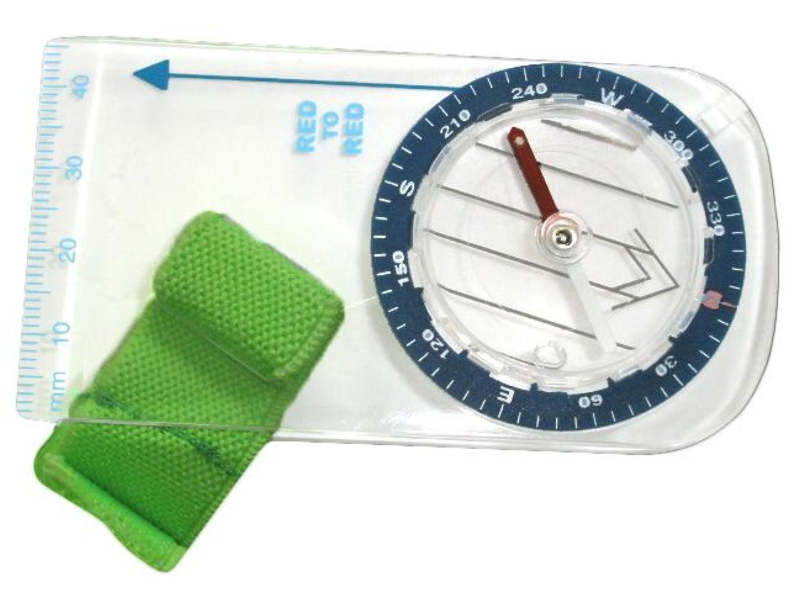 Kompas (buzola) palcová