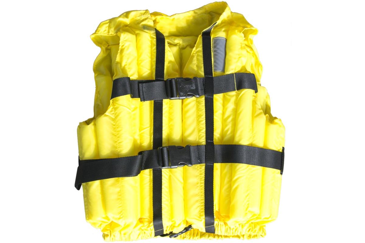 Plávacia vesta MAVEL červená - veľ. L-XL