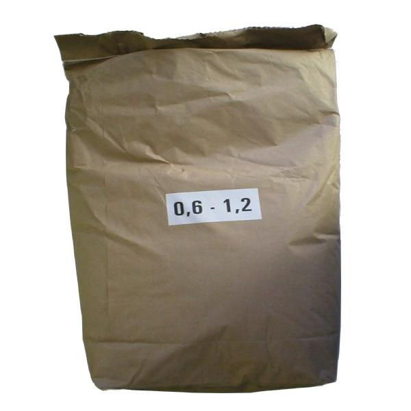 MASTER Filtračný piesok 0,6-1,2mm - 25 kg