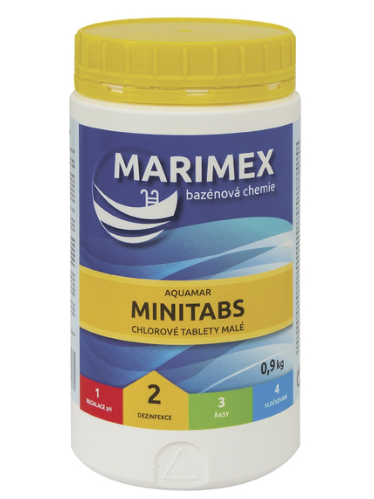 MARIMEX 11301103 Aquamar Minitabs 900 g