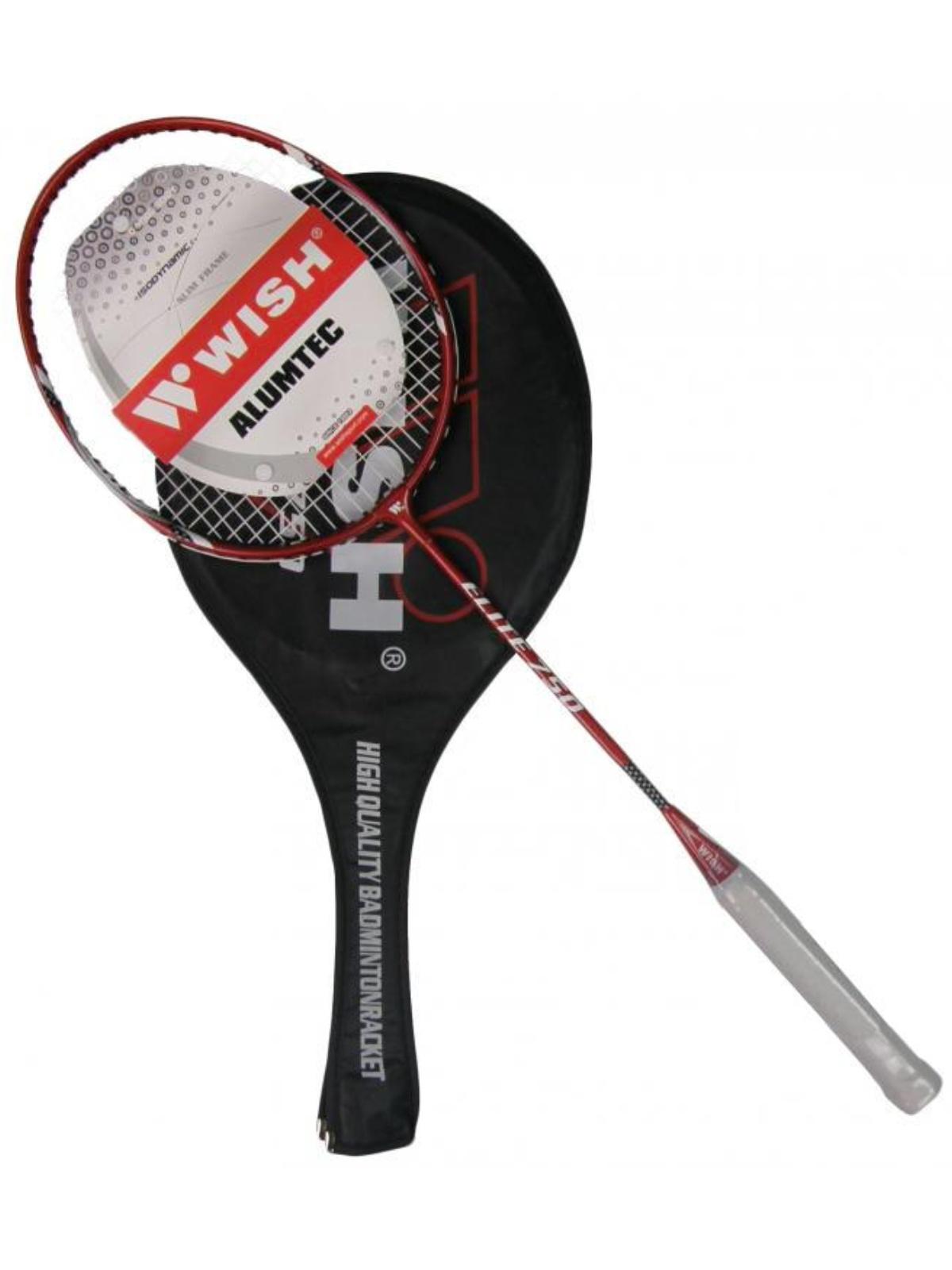Badmintonová raketa WISH Pro 750