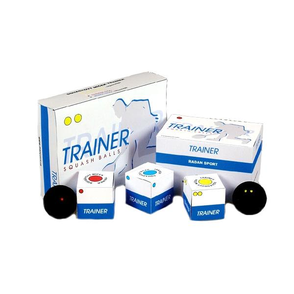 Squashové loptičky MERCO Trainer - 1ks