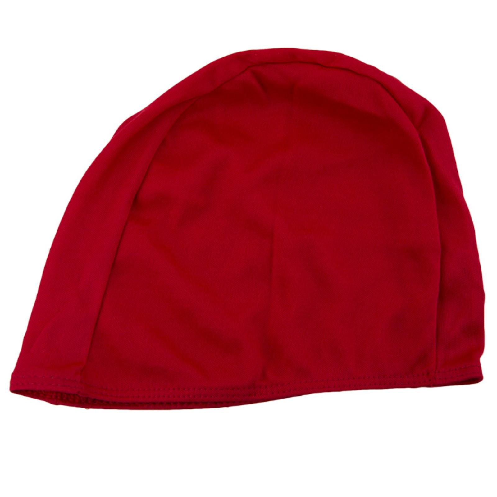 Kúpacia čiapka Polyester 1901 junior - červená