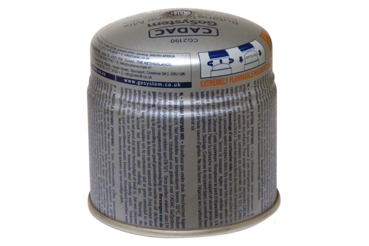 Kartuša plynová CADAC 190 g