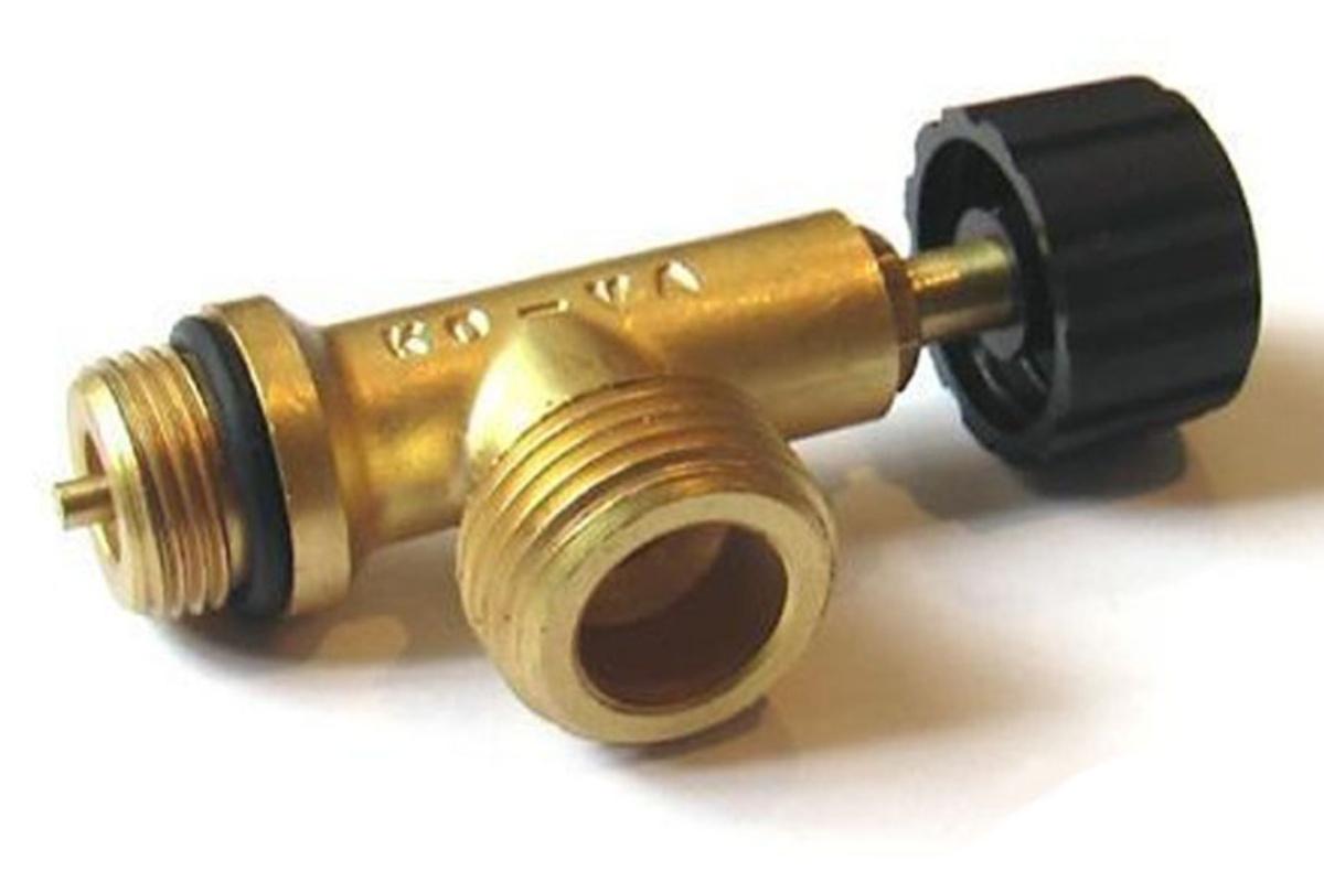 Sada na pripojenie CADAC - odtlačný plynový ventil