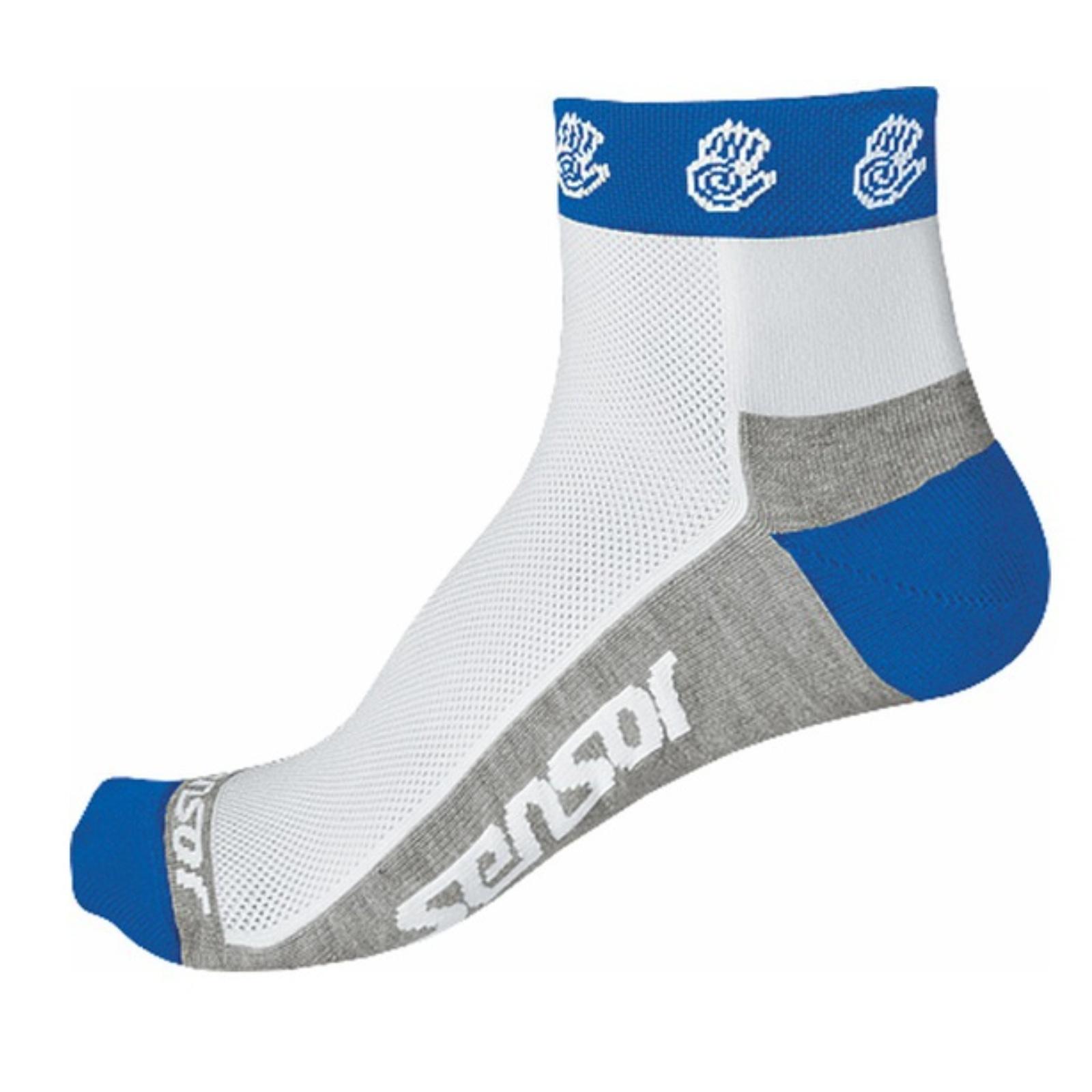 Ponožky SENSOR Race Lite Ručičky modré - veľ. 9-11