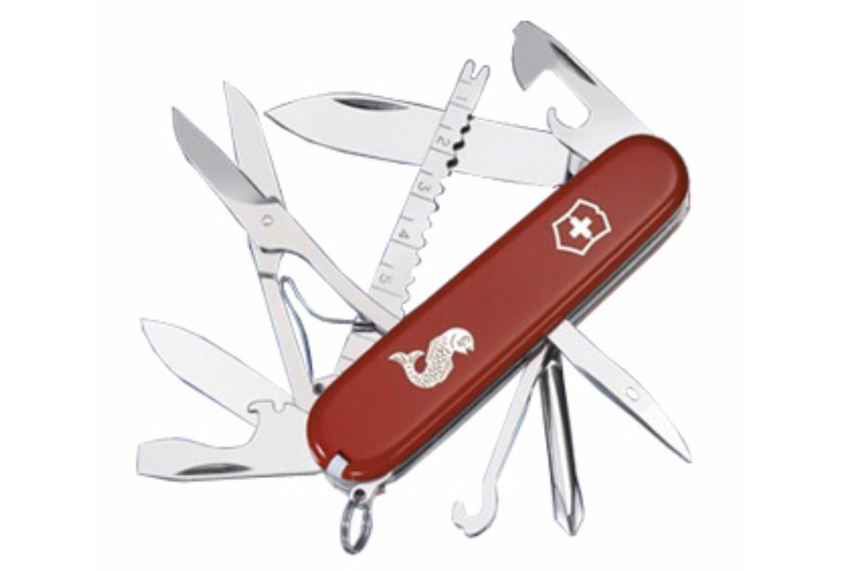 Vreckový nôž VICTORINOX Fisherman