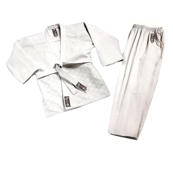 Kimono Judo TAMASHI biele - 160 cm
