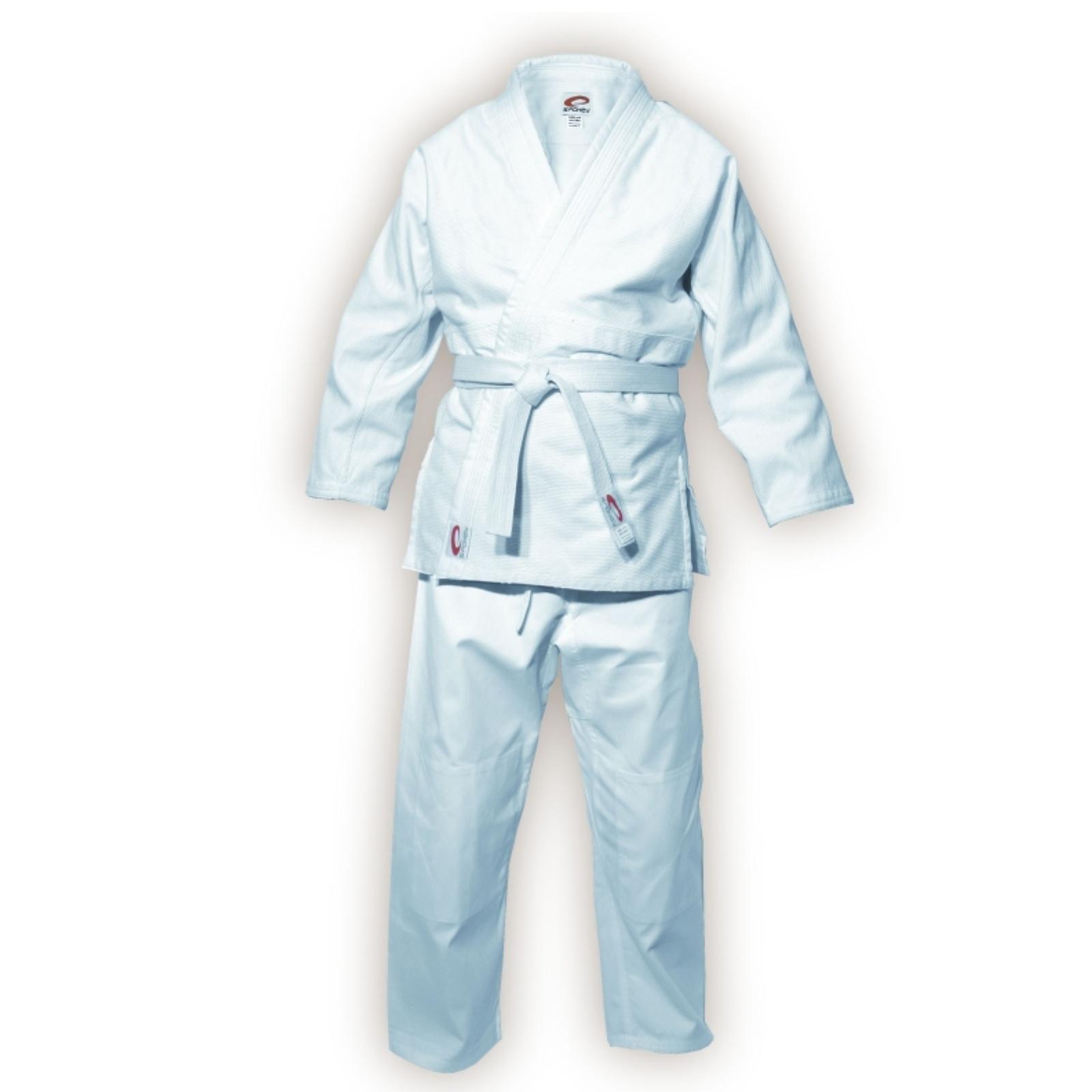 Kimono Judo TAMASHI biele