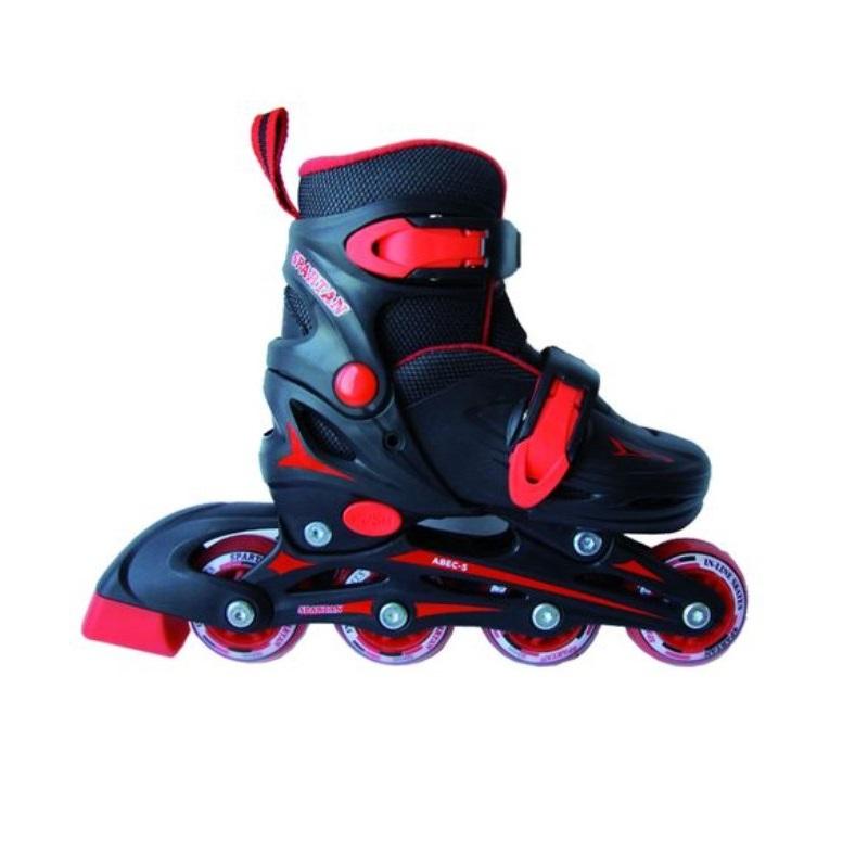 Detské kolieskové korčule SPARTAN Fun-Soft