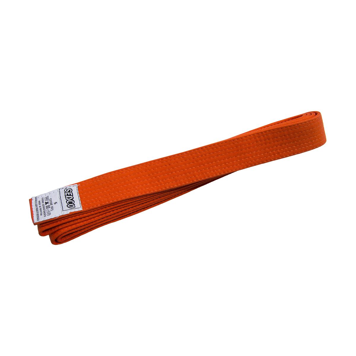 Opasok ku kimonu - veľkosť 2 - oranžový