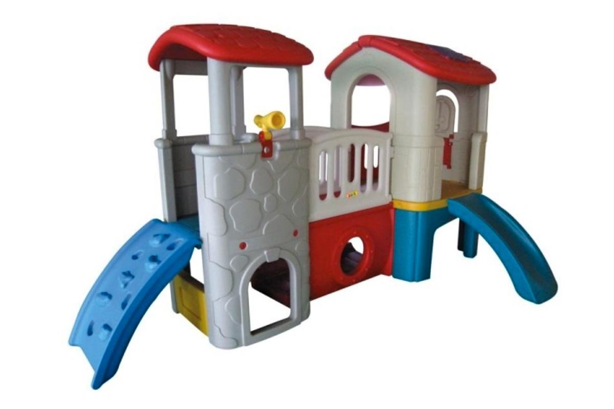 Detské ihrisko MASTER - H6 so šmýkačkou