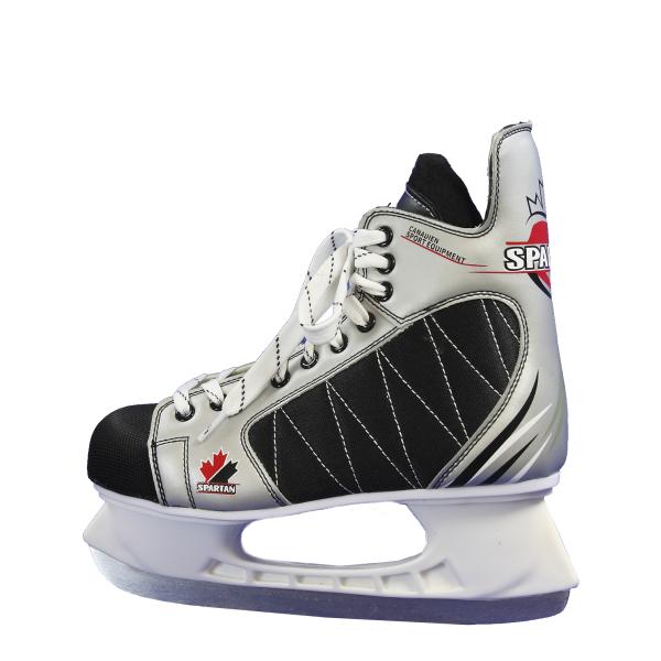 Hokejové korčule SPARTAN Ice Pro - 43