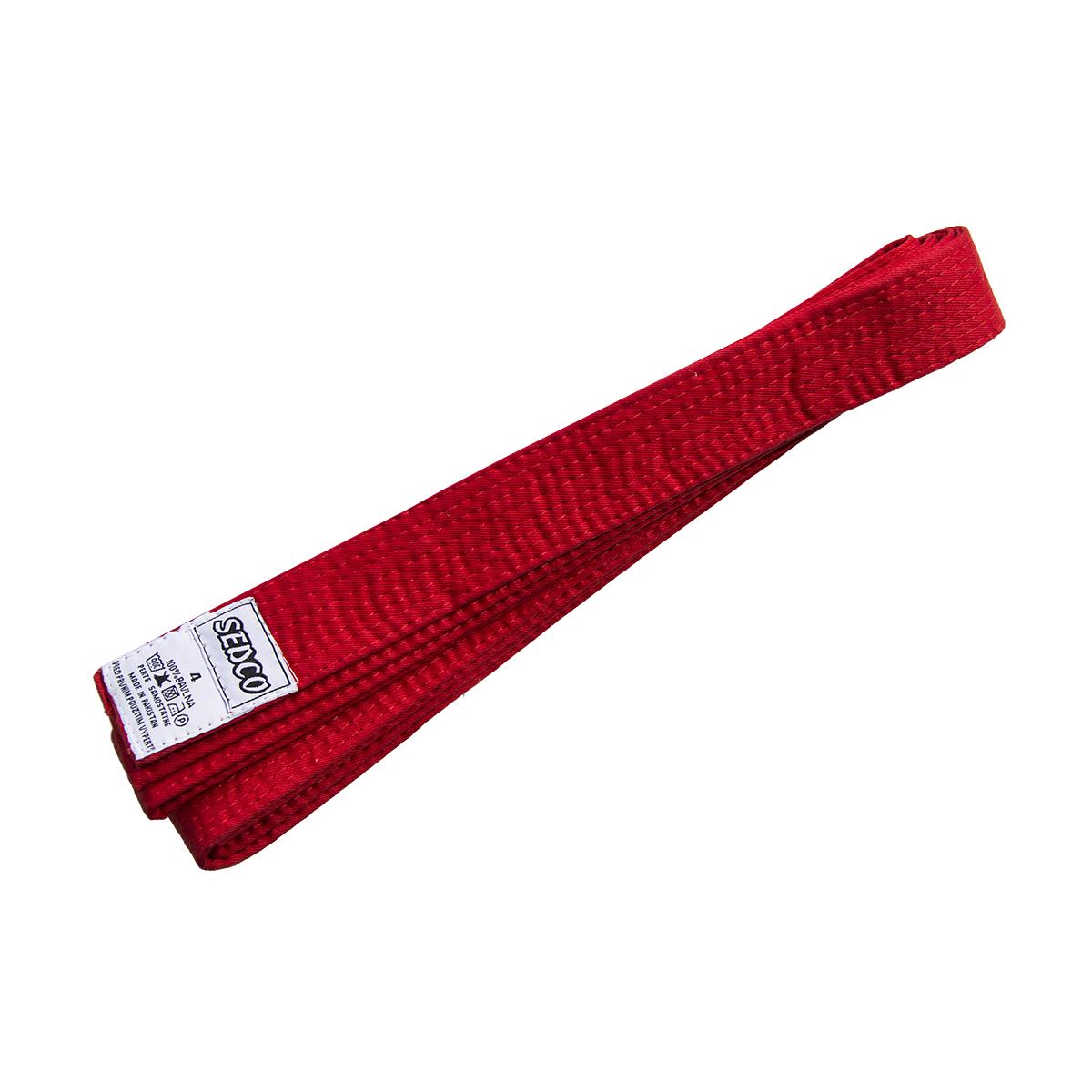 Opasok ku kimonu - veľkosť 4 - červený
