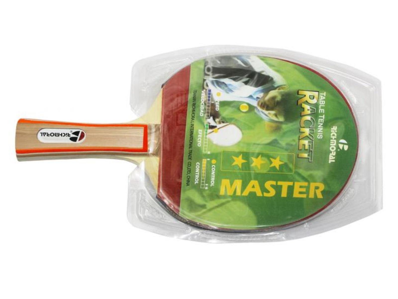 Raketa na stolný tenis RICHMORAL * XT09