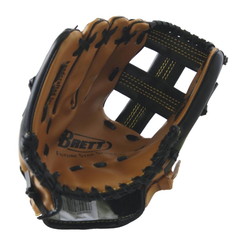 Spartan baseballová rukavica koža pravá