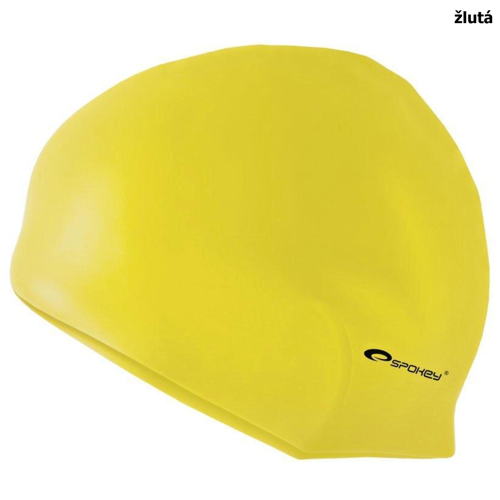 Plavecká čiapka SPOKEY Summer - žltá