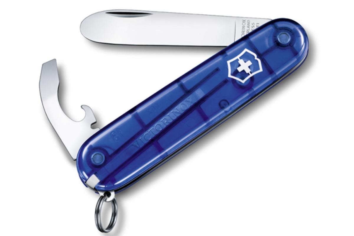 Vreckový nôž VICTORINOX Môj prvý - modrý