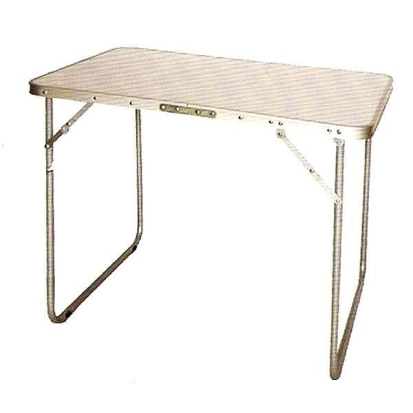 Kempingový stôl SPARTAN ALU skladací