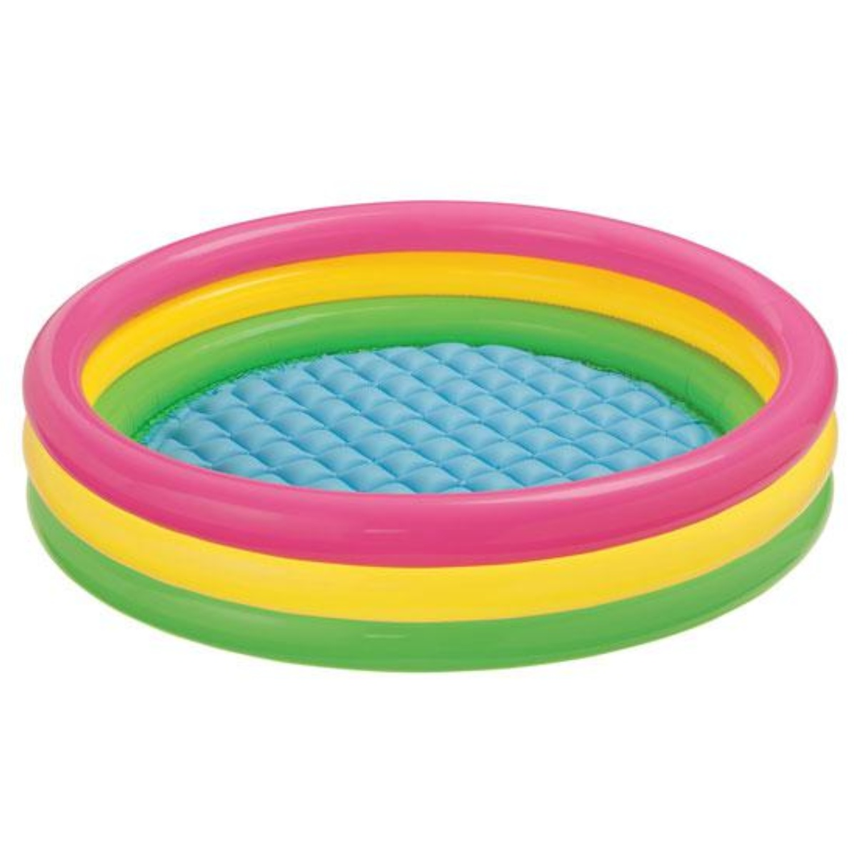 Nafukovací bazén INTEX Soft dno 114 x 25 cm