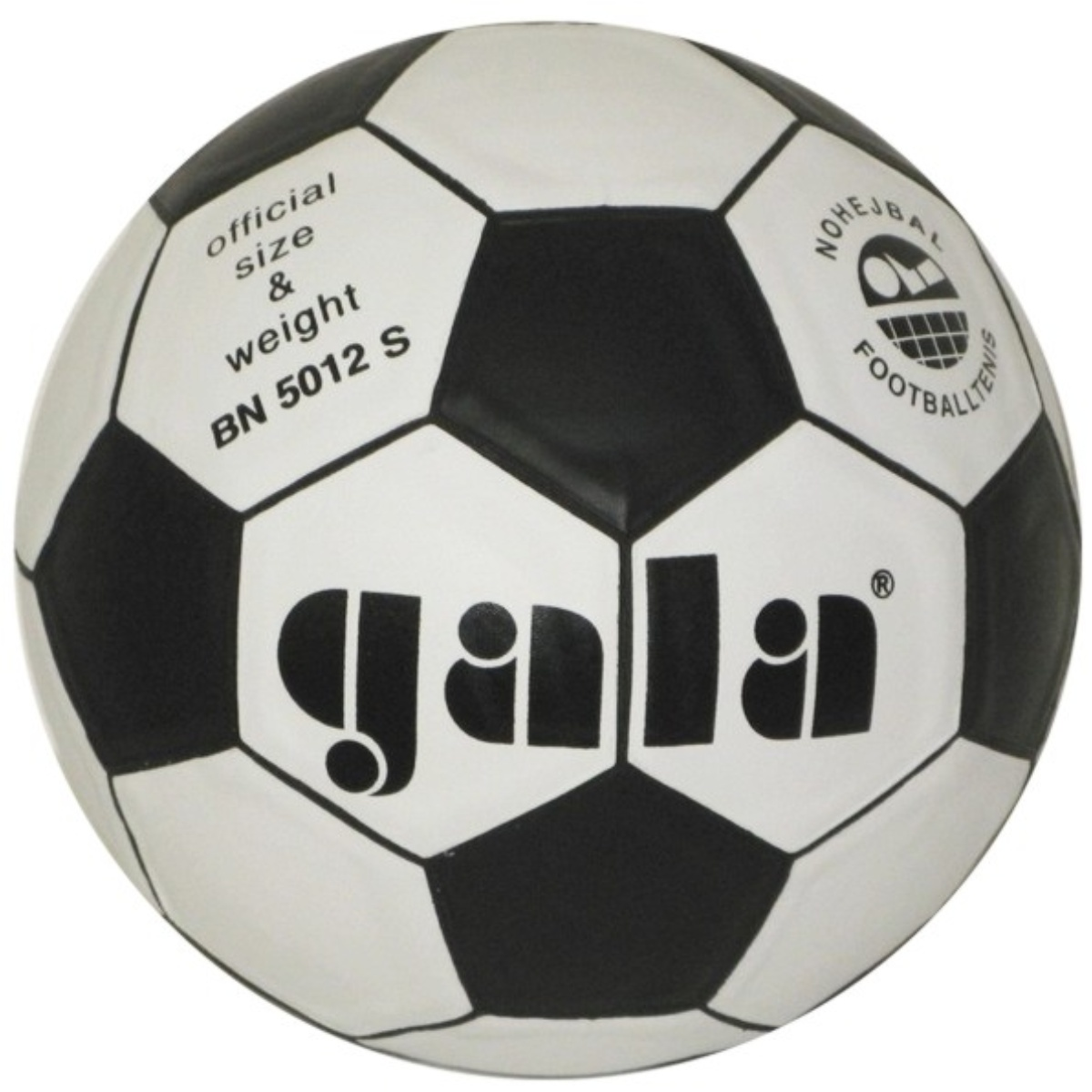 Nohejbalová lopta GALA 5012S