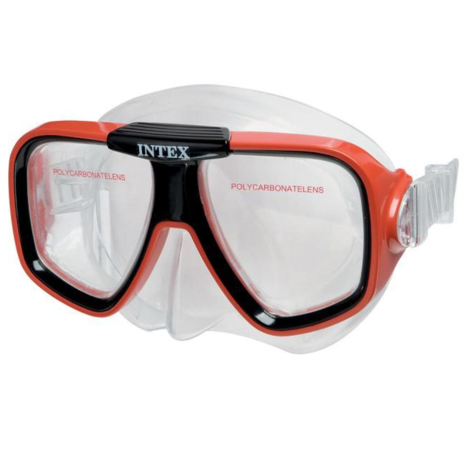 Potápačské okuliare INTEX Reef Rider 8 +