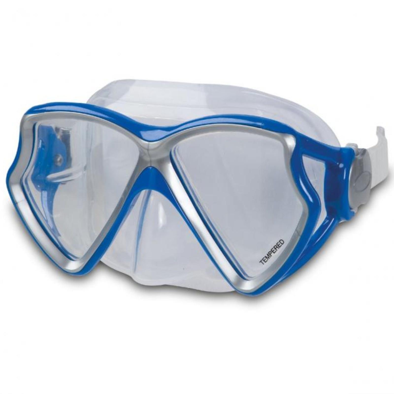 Potápačské okuliare INTEX Aviator Silicon Junior