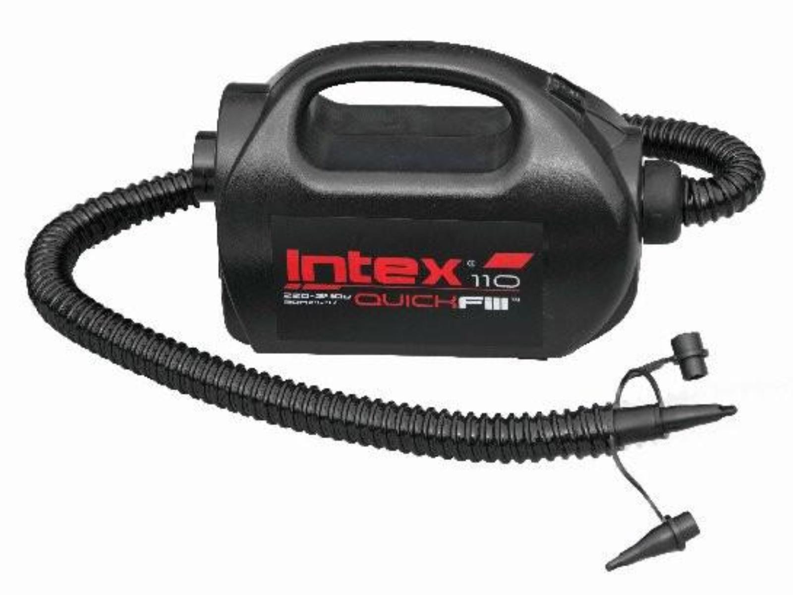 Elektrická pumpa INTEX 230V - 12V