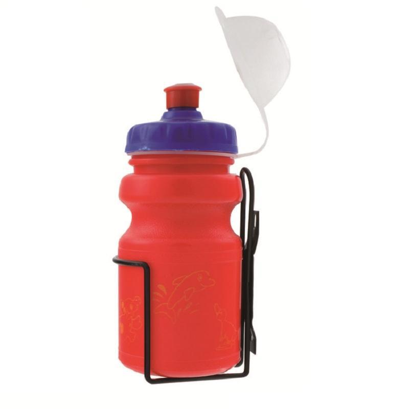 Cyklo fľaša detská 350 ml s držiakom