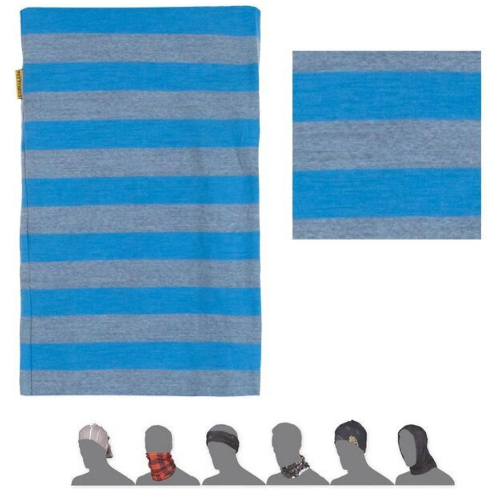Sensor šátek Tube Merino Wool