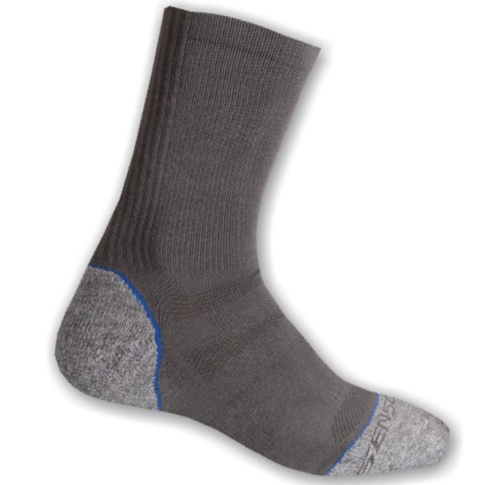 Ponožky SENSOR Hiking Bambus 3-5 šedo-modré