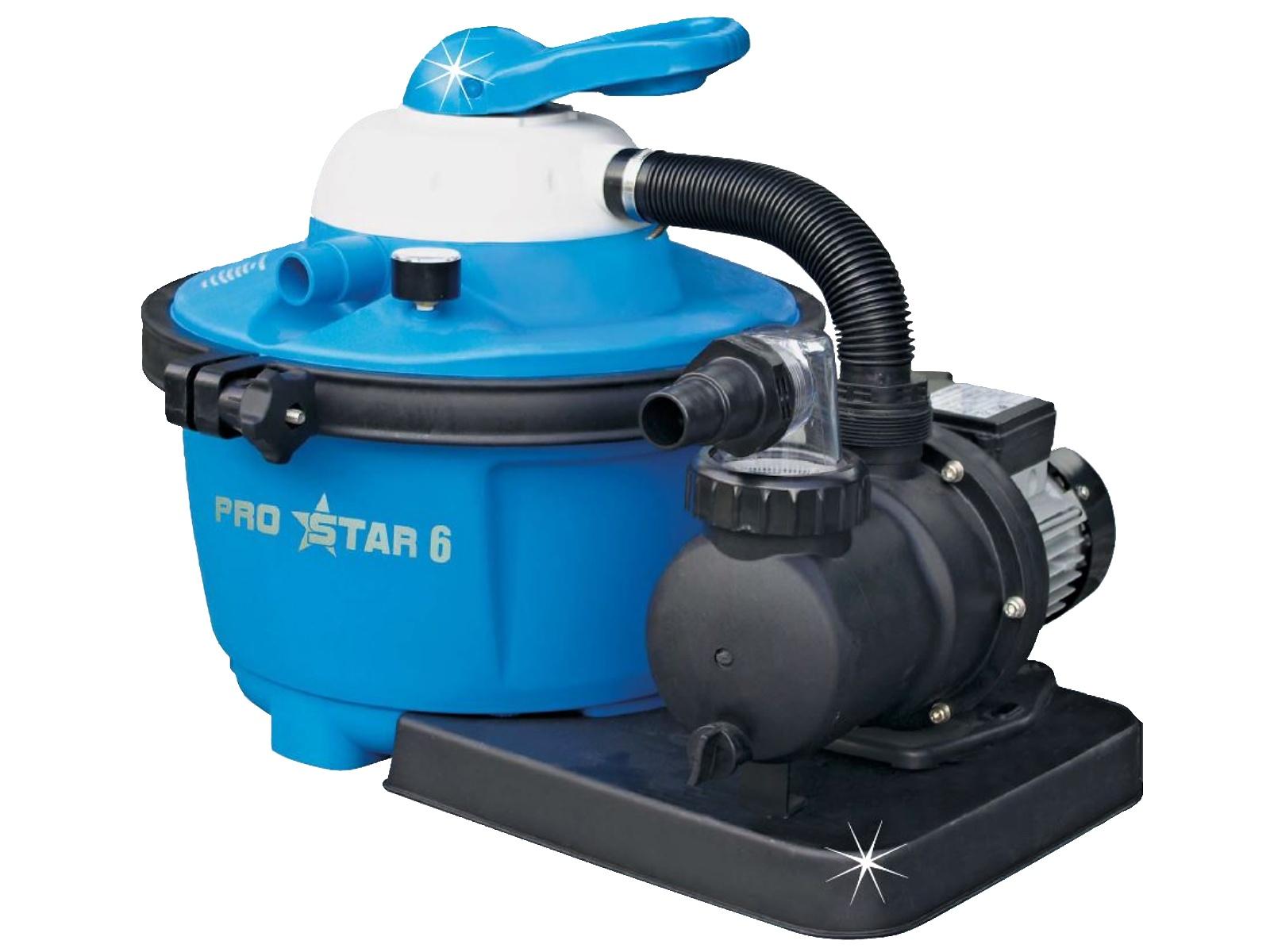 MARIMEX 10600015 ProStar 6 Filtrace písková
