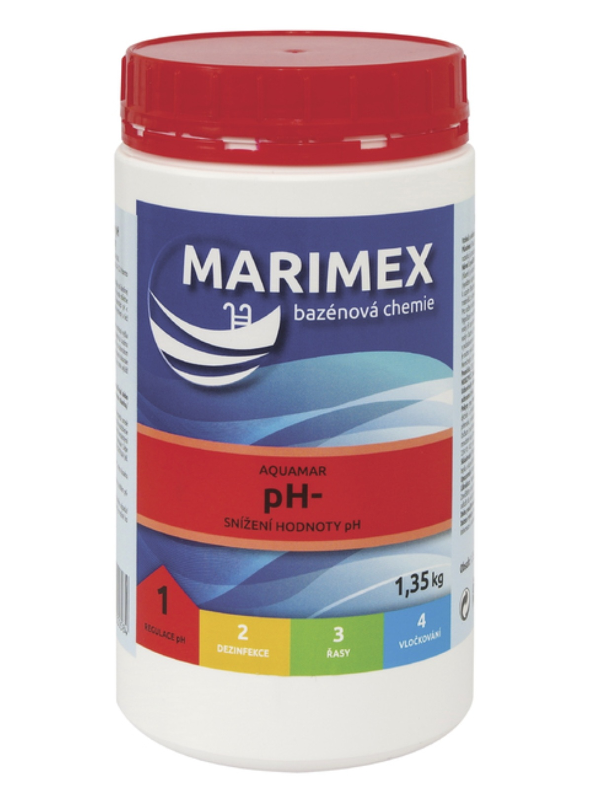 MARIMEX AQUAMAR pH - 1,35 kg