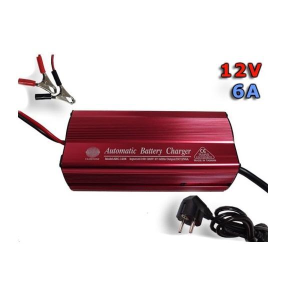 Nabíjačka FST ABC-1206 12V
