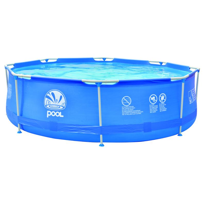Bazén Steel Frame Pool 300 x 76 cm set s kartušovou filtráciou
