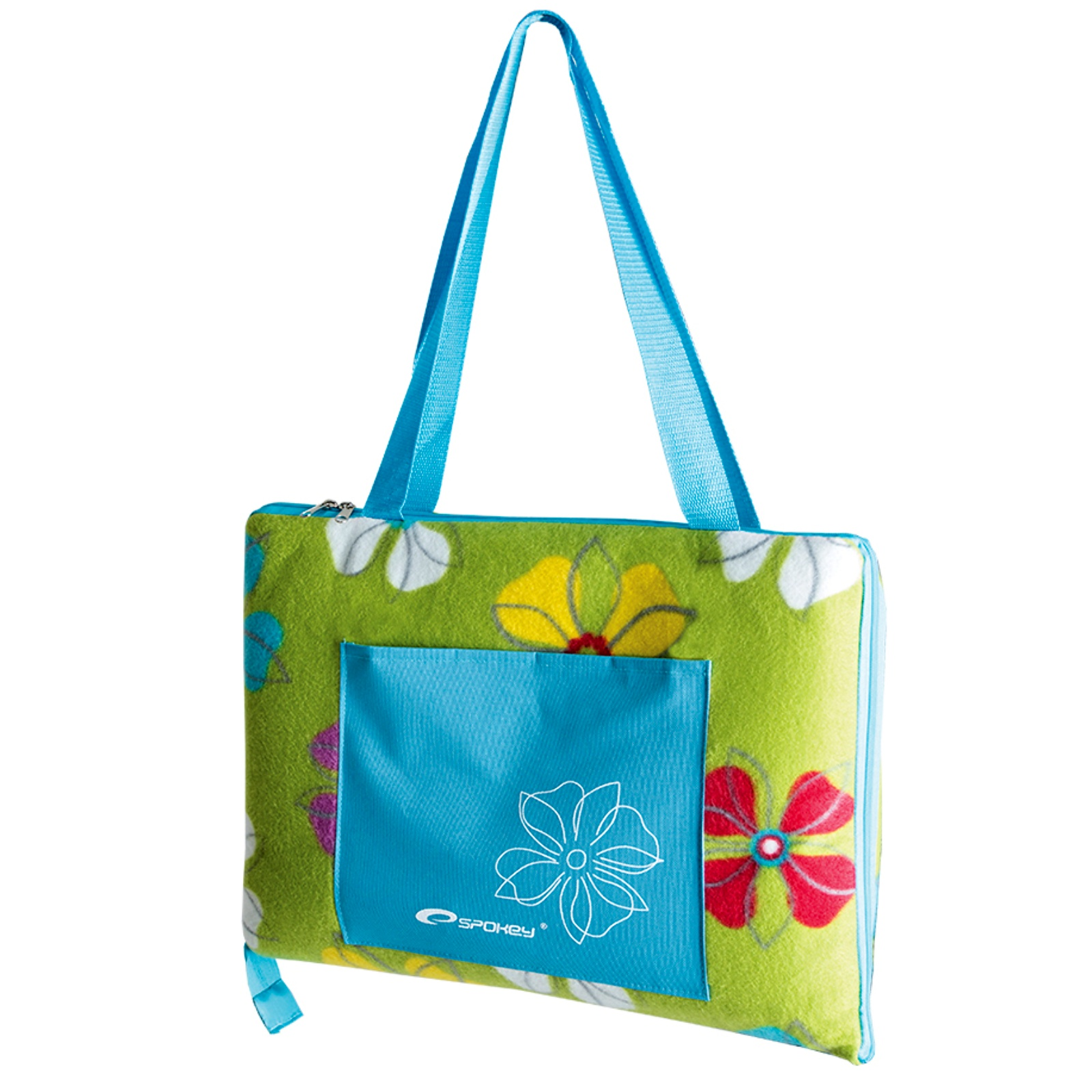 Piknik deka SPOKEY Flowers