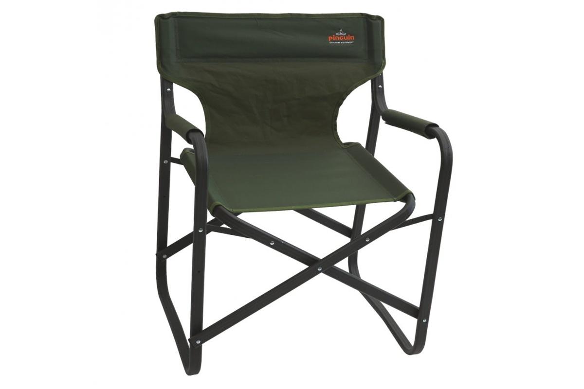 Kempingová stolička PINGUIN Director Chair zelená