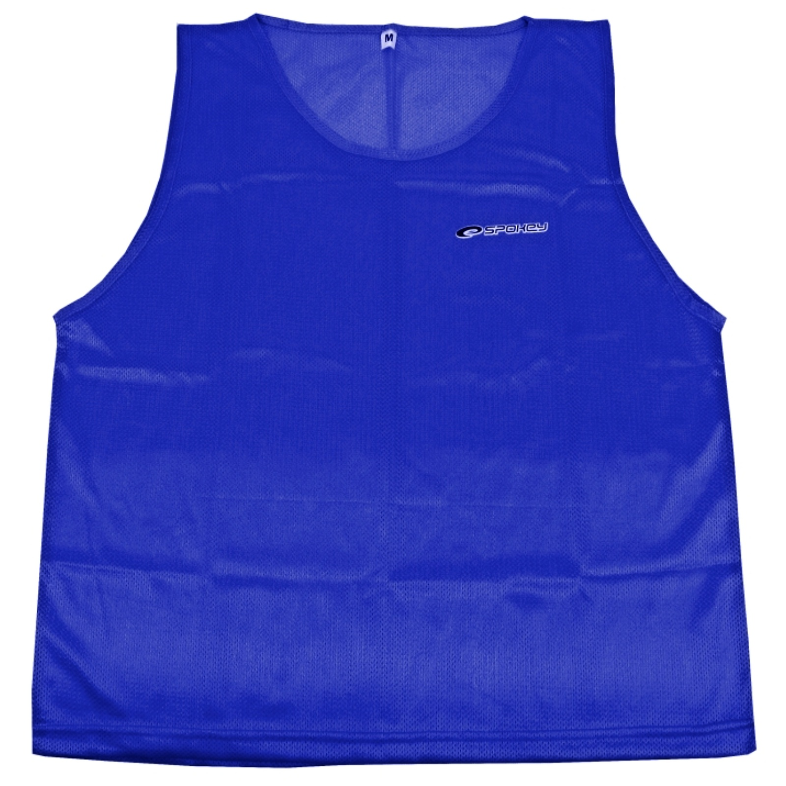 Rozlišovacia vesta SPOKEY Shiny - modrá - XL