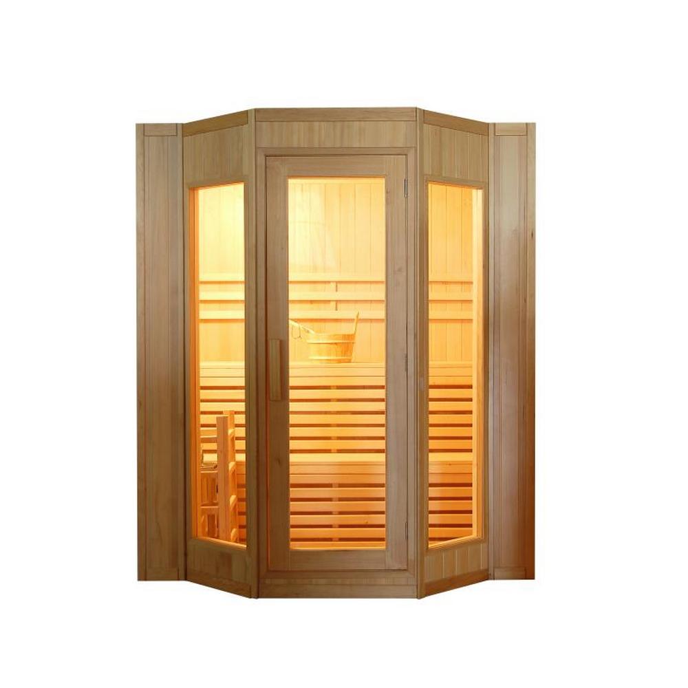 Finská sauna DeLuxe HR4045