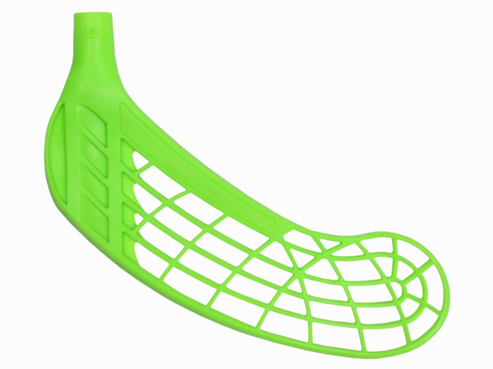 Florbalová čepeľ MERCO Blaster ľavá - zelená