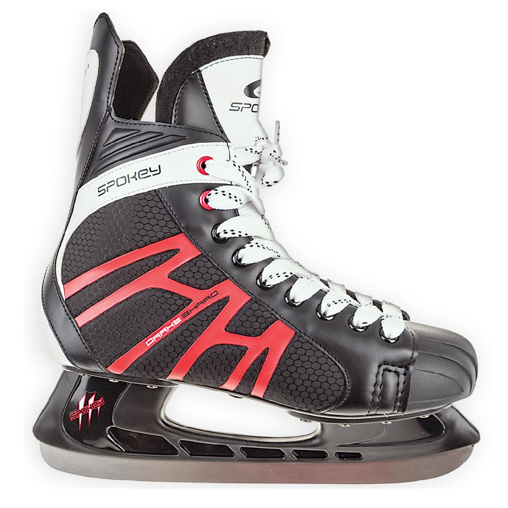 Hokejové korčule SPOKEY Drake - veľ. 39