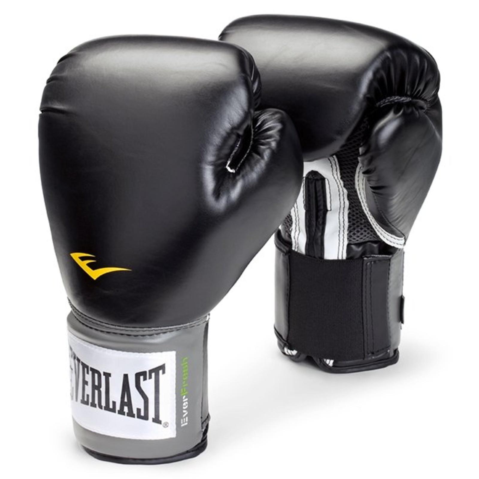 Boxerské rukavice EVERLAST Pro Style čierne