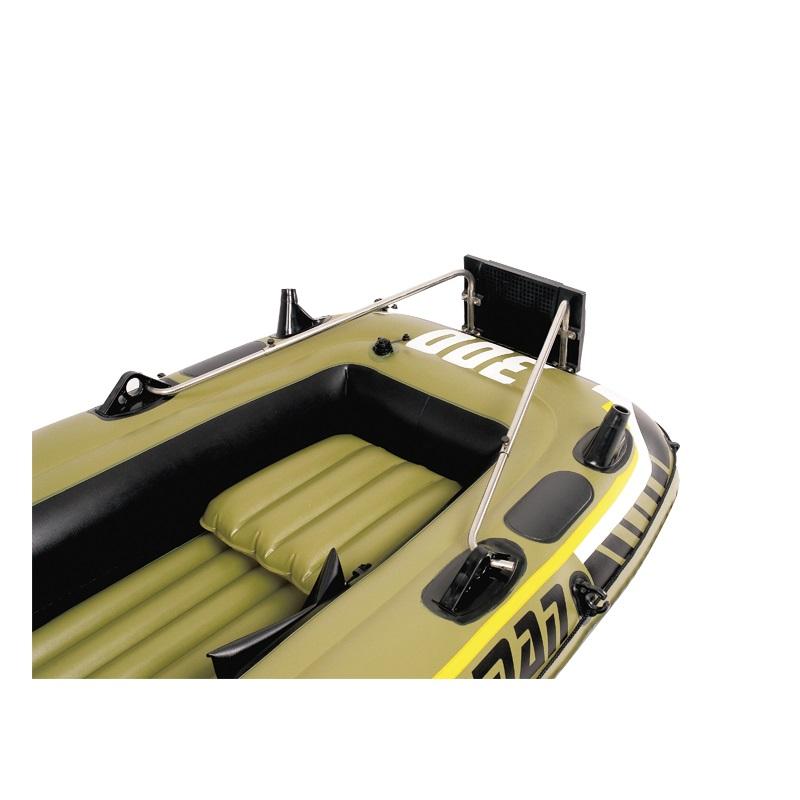 Držiak motora k nafukovacím člnom Fishman