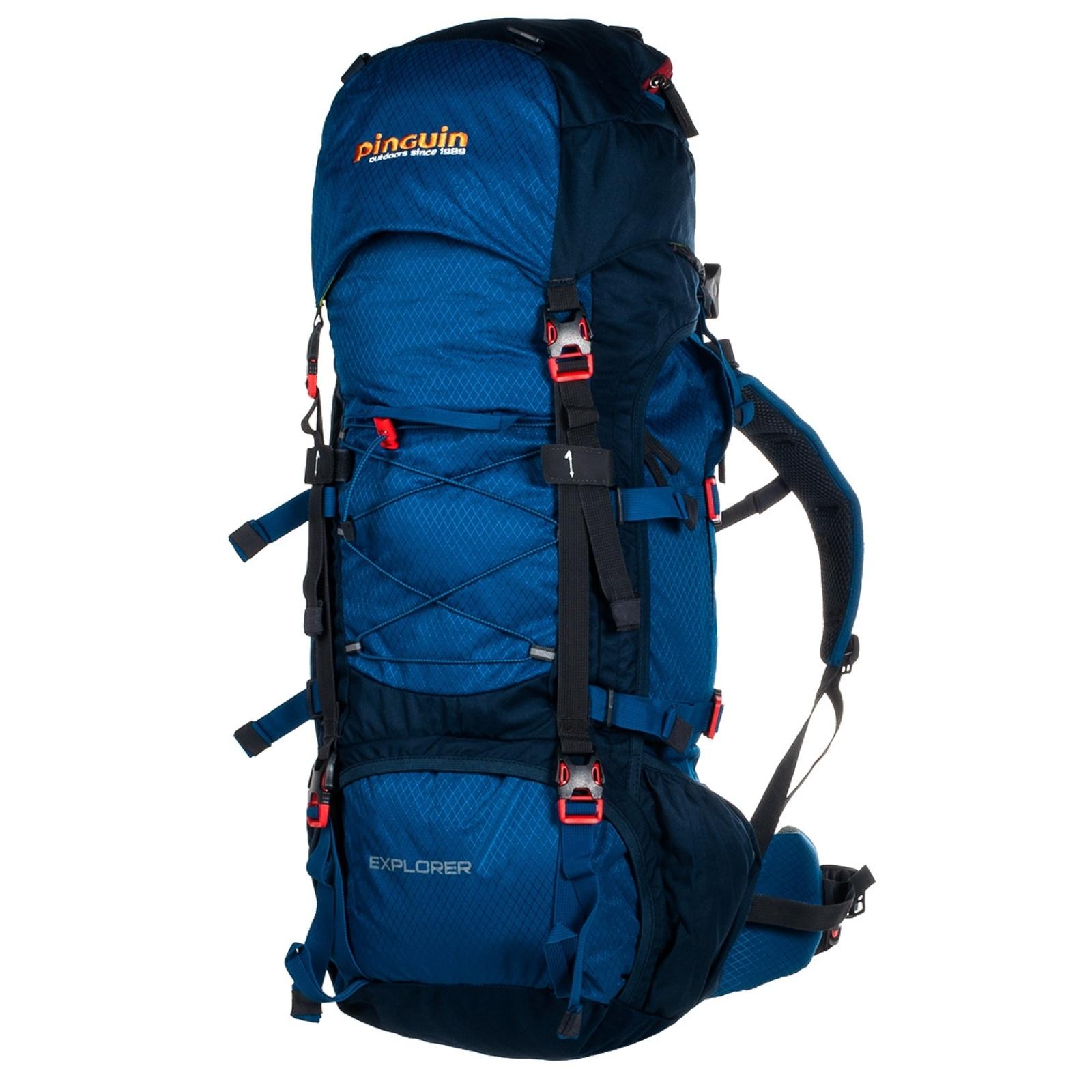Batoh PINGUIN Explorer 100 - modrý